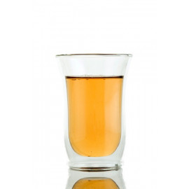 Bicchiere con camera doppia