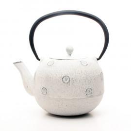 "Cast Iron Teapot ""Luna"""
