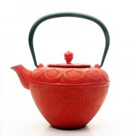 """Cast Iron Teapot """"Pompei"""""""