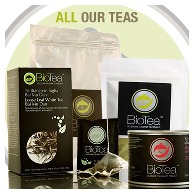 All Our Teas