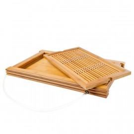 Tavolino in bambu 37X60 cm