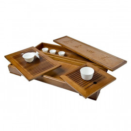 Tavolino in bambu 40X59 cm