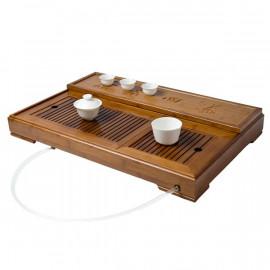 Tavolino in bambu 30X49 cm