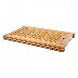 Tavolino in bambu 29,5X50 cm