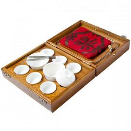 Set da Tè in valigetta
