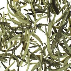 Tè bianco Silver Neddle al Gelsomino in foglia