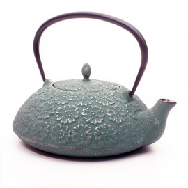 "Cast Iron Teapot ""Margherita"""