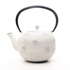 "Cast Iron Teapot ""Luna"""
