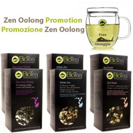 Zen Oolong Promotion