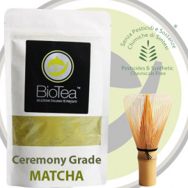 Ceremony Grade Matcha Promotion