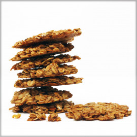 Oat Flakes Cookies with Pumpkin Seeds