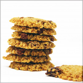 Millet Flakes Cookies with White Mulberry - Without Flour