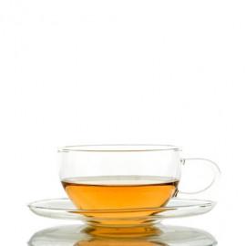 Tazza in vetro soffiato ml.200